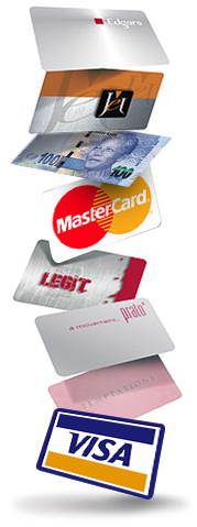 Payment options card or cash