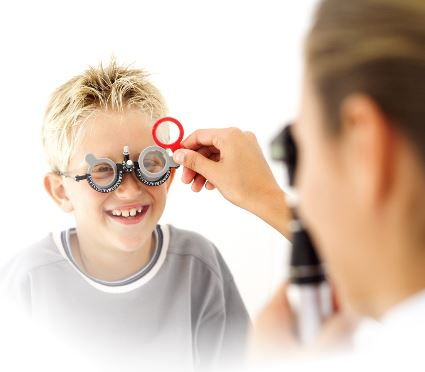 Eye Care from Golden Vision Optometrists