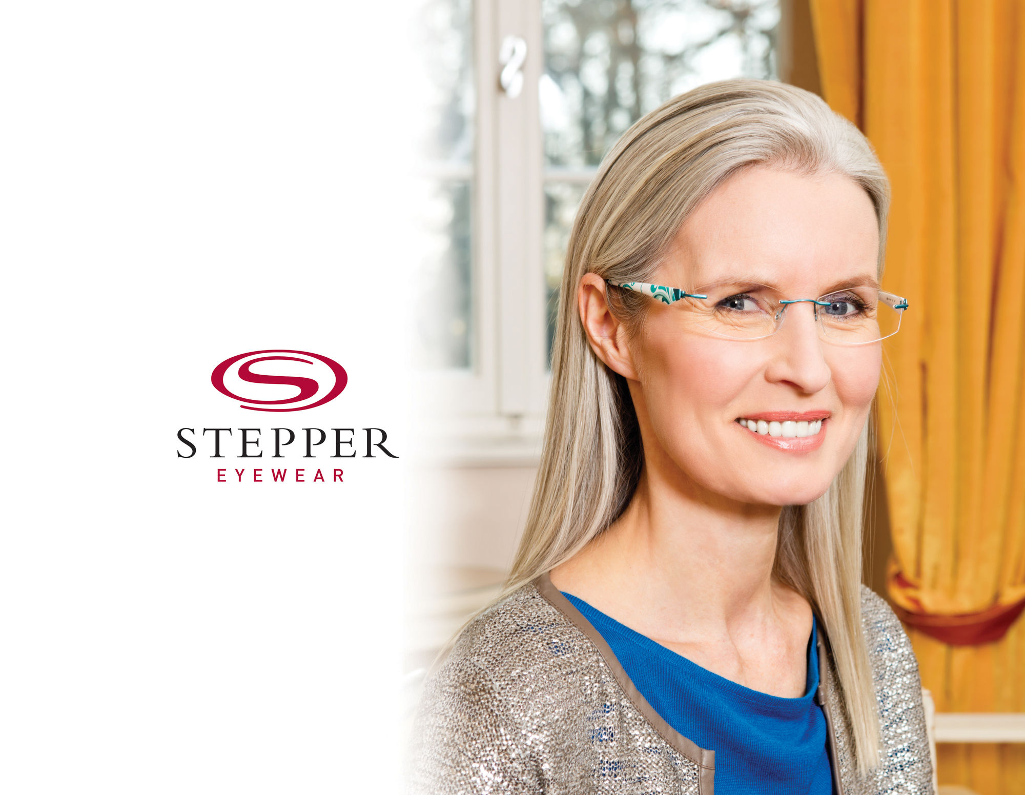 Goldenvision Optomists are stockists of Stepper eyewear