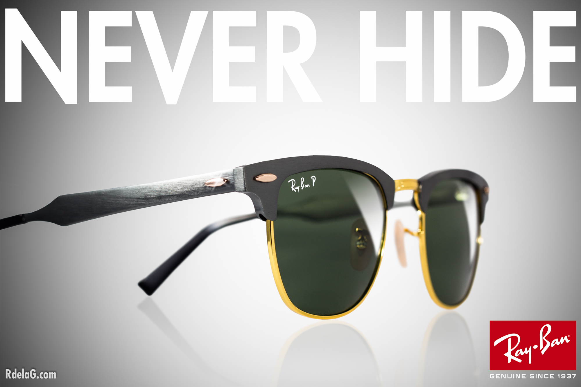Ray-Ban eyewear from Goldenvision Optometrists