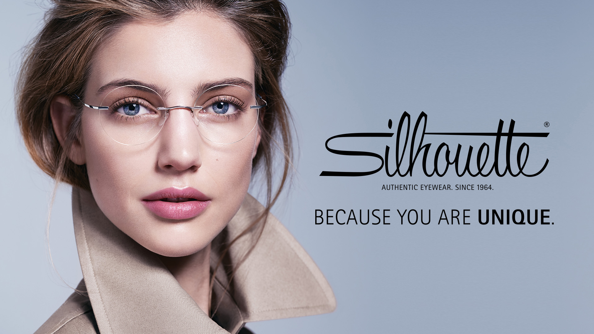 Silhouette eyewear from Goldenvision Optometrists