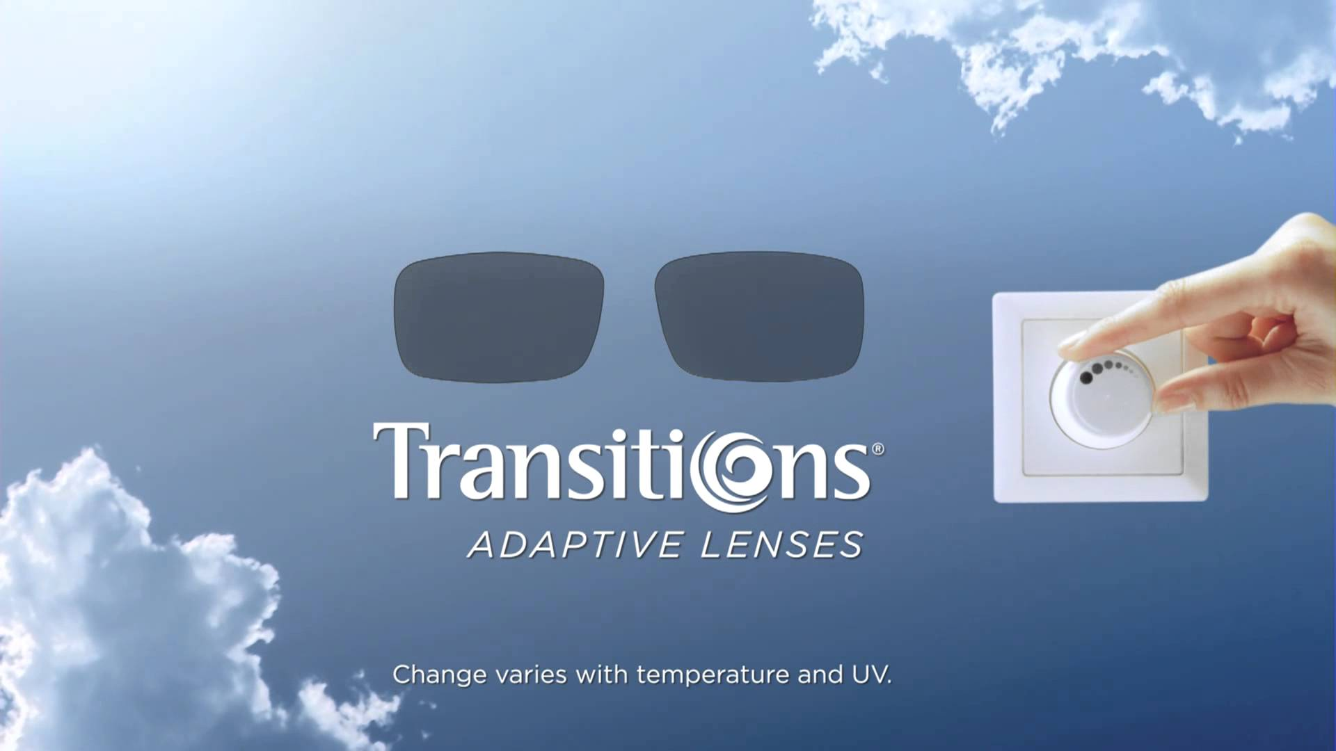 Transition Lenses from Goldenvision Optometrists